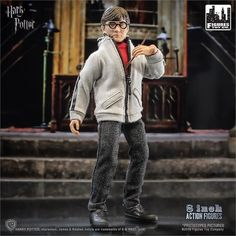 Harry Potter 8 Inch Action Figures Series 1: Harry Potter