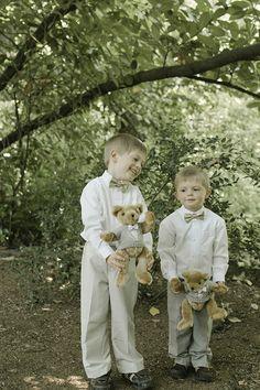 ring bears | Heather Elizabeth Photography | Glamour & Grace