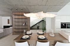 Osice House Interior by OOOOX