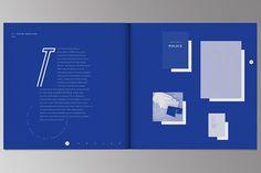 """Tras desarrollar los proyectos para el escritor noruego Odd-Magnus Williamson y la Type Directors Club de Tokio, la agencia creativa Non-Format ha diseñado una edición limitada del catálogo de la exposición """"Police"""", del artista plástico Merlin Carpenter."""