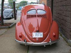 1950 Beetle #vintage #volkswagens