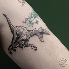 #dinosaur #tattoo