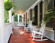 It's almost Summer...time to relax on the front porch . . . http://LiveBetterByDesign.wordpress.com/2013/06/05/enjoy-summer-on-a-new-front-porch/