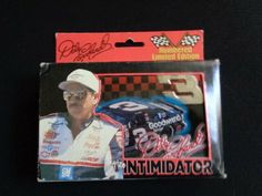 Dale Earnhardt Two Decks Of Playing Cards In Collectible Tin New Never Opened Sports Mem, Cards & Fan Shop