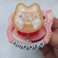 Bling Pacifier, Tiny Puppies, Age Regression, Puppy Play, Kittens Playing, Baby Princess, Binky, Finger Painting, Little Girl Outfits