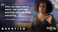 """S1 Ep6 """"God"""" - Retweet if you can't stop watching #Quantico."""