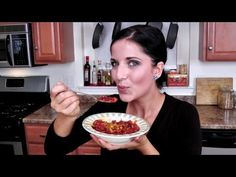 Chili Recipe - Laura in the Kitchen - Internet Cooking Show Starring Laura Vitale