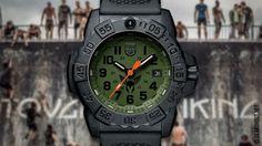 Luminox выпустила ещё два оригинальных комплекта наручных часов на базе 3500 серии