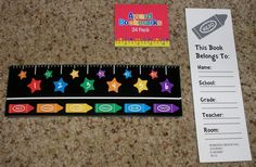 Math Bookmarks Ruler 24 Count Classroom Teaching Supplies Teacher #Unbranded