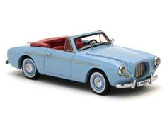 Volvo P1900 Convertible (1956) Resin Model Car by Neo 44385 This Volvo P1900 Convertible (1956) Resin Model Car is Light Blue. It is made by Neo and is 1:43 scale (approx. 9cm / 3.5in long).