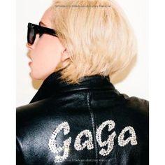 Photo book of Lady Gaga
