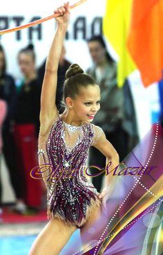 Rhythmic Gymnastics Costumes, Red Leotard, Skating Dresses, Dance Outfits, Figure Skating, Poses, Bodysuit, Style Inspiration, Female