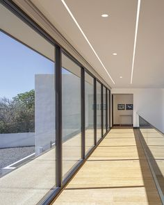 TruLine a versatile linear plaster-in LED system, creates glare-free indoor architectural lighting. The Plaster-In LED System features a shallow aluminum extrusion which houses one row of white LED Soft Strip. TruLine is sold i Linear Lighting, Lighting Design, Led Stripes, Recessed Ceiling, Light Architecture, Ceiling Design, Office Interiors, New Homes, Decoration
