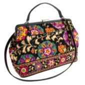 Vera Bradley Barbara Frame Bag in Suzani Vera Bradley, Frame Bag, Pack Your Bags, Sweet Nothings, So Little Time, Cool Gifts, Purses And Bags, Shoulder Bag, My Style