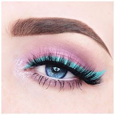 "818 Likes, 42 Comments - Anneloes Debets beautycloudnl (@anneloesdebets) on Instagram: ""I feel like spring and couldn't wait to share this eyelook with you! I used the new…"""