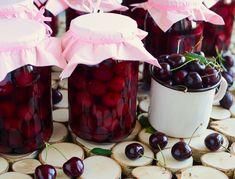 Kompot z czereśni Cherry, Table Decorations, Fruit, Food, Essen, Meals, Prunus, Yemek, Dinner Table Decorations