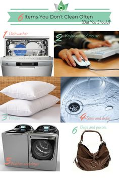6 items you don't often but you should Domestic Cleaning, Cleaning Services, Washer And Dryer, Clean House, London, Housekeeping, Janitorial Services, Washing And Drying Machine