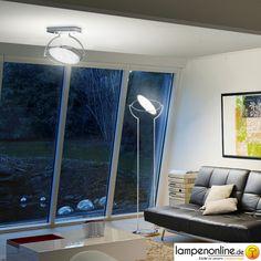 Windows, Led Floor Lamp, Light Fixtures, Ramen, Window