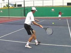 Tennis For Beginners – 5 Steps To Consistent Groundstrokes When a tennis beginner starts learning to play tennis, they first need to learn basic forehand and backhand technique as these will allow them to play…