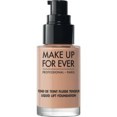 "Light and fluid, the Liquid Lift Foundation has a ""smoothing"" effect which smoothes out wrinkles and tones down signs of tiredness. It provides a very natural …"