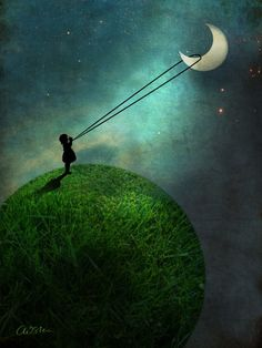 catrin welz-stein - chasing the moon