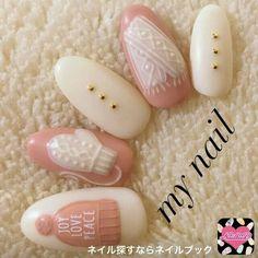 Winter nail art OH! For Canada nail art ! Winter Nail Designs, Christmas Nail Designs, Winter Nail Art, Christmas Nail Art, Nail Art Designs, Christmas 2017, Xmas Nails, 3d Nails, Holiday Nails