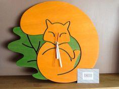 Et andre smuk træ klokke fra Mamm Progetti.