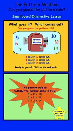 math worksheet : input  output function machine math smartboard lesson  math  : Kindergarten Math Smartboard Games