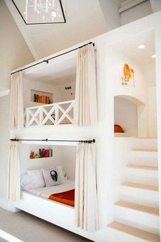 40 Kids Rooms Shared Bedroom Ideas on Home Architecture Tagged on 40 Kids Rooms Shared Bedroom Ideas. Loft Bedroom Kids, Bedroom For Girls Kids, Cool Kids Bedrooms, Shared Bedrooms, Kids Bedroom Furniture, Bedroom Decor, Kids Rooms, Kid Bedrooms, Cool Rooms For Kids