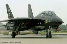 F-14 Tomcat - Vandy One Black Bunny