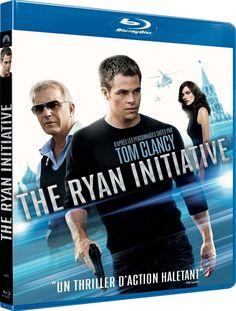 The Ryan Initiative  - BLU-RAY NEUF