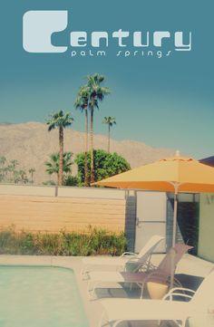 Mid Century Modern Resort in Palm Springs