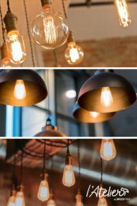 Les LEDs, ces lumières qui changent votre intérieur de maison Filament, Dit, Light Bulb, Ikea, Lighting, Home Decor, Edison Bulbs, Garland, Decoration Home
