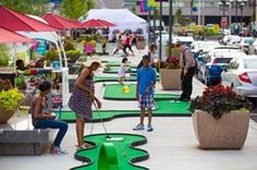 How to Nurture and Strengthen Our Urban Commons | Because we need to improve our parks and plazas if young people are to remain committed to city living and walkable suburban environments.