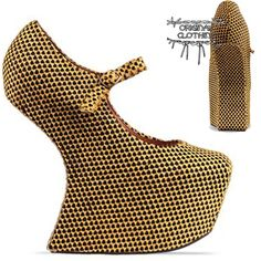 Always wanted a crazy pair of heels!