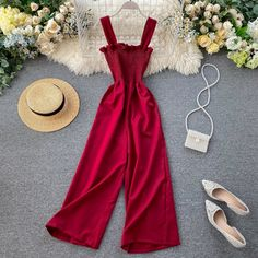 Stylish Dress Designs, Stylish Dresses, Formal Dresses, Cardigan Shirt, Short Sleeve Cardigan, Short Jumpsuit, Office Ladies, Aliexpress, Suspenders