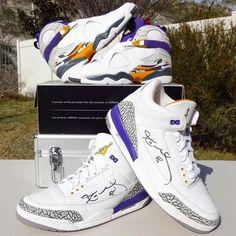 Jordan Brand to Retro Kobe PE editions of the Air Jordan 3 & 8 - EU Kicks: Sneaker Magazine