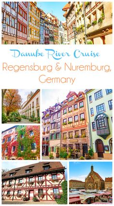 Exploring the medieval city of Regensburg and the Bavarian town of Nuremburg, home of Germany's most famous Christmas Market!