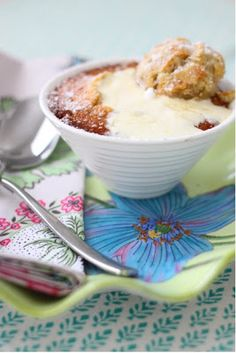 Ada and Darcy: Banana and Maple Syrup Pudding Recipe