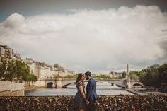 Engagement session in Paris by Mark Pacura Photography