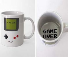 Genial Taza Gameboy http://megainventos.com/?post_type=product&p=72