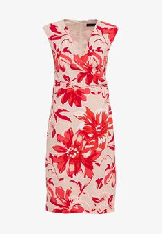 HALLHUBER Robe fourreau - multicolor - ZALANDO.CH Mannequin, Lily Pulitzer, Bright, Couture, Summer Dresses, Pink, Style, Products, Fashion