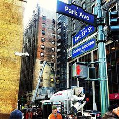 Hilton Garden Inn New York / Midtown Park Avenue Is Coming Soon! #hginyc #