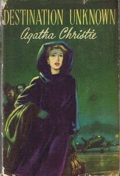 https://flic.kr/p/AGfvB | Destination Unknown | The Book Club, 1955. Great cover.