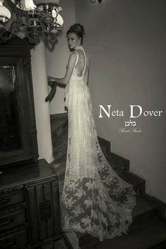 Glamorous Wedding Dresses / Neta Dover – Belavan Bride Studio 2014