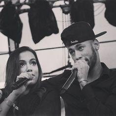 Anitta @anitta: Feliz aniversário ao querido amigo e ídolo do nosso Brasil @neymarjr ! Que Deus