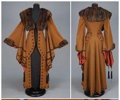 - ̗̀aidan ̖́- ( on We Heart It Vintage Outfits, Vintage Costumes, Vintage Dresses, Edwardian Fashion, Vintage Fashion, Vintage Mode, Character Outfits, Fashion Fabric, Historical Clothing