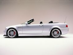 Classic Car News Pics And Videos From Around The World Bmw 3 Series Convertible, M3 Convertible, E46 Cabrio, Ac Schnitzer, Bmw E46, E46 M3, Bmw Classic Cars, Car Wheels, Bmw Cars