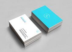 Se creó unas tarjetas de presentación para una dentista. Un diseño simple, limpio con colores atractivos y limpios.Business cards were created for a dentist. A simple, clean design with attractive and clean colors.