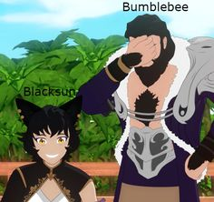 Shipper reactions to the Blake and Sun scene.